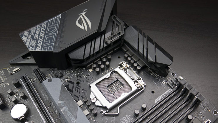 ASUS ROG STRIX Z390-E Gaming Motherboard Review | Play3r