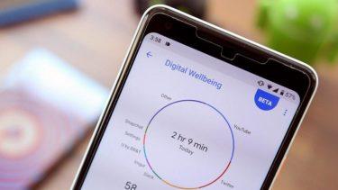 Как посмотреть экранное время на Android