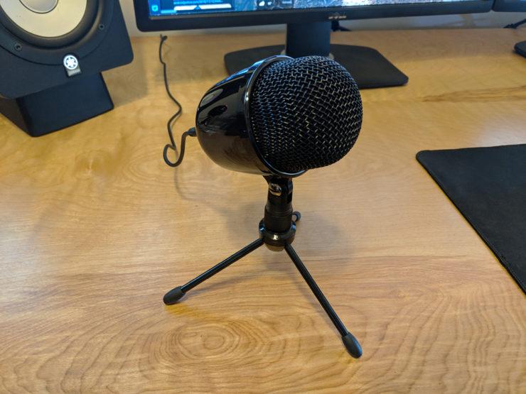 AmazonBasics Mini Condenser Microphone Review - IGN