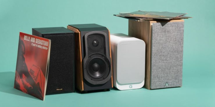 The 5 Best Bookshelf Speakers for Most Stereos in 2021   Reviews by Wirecutter