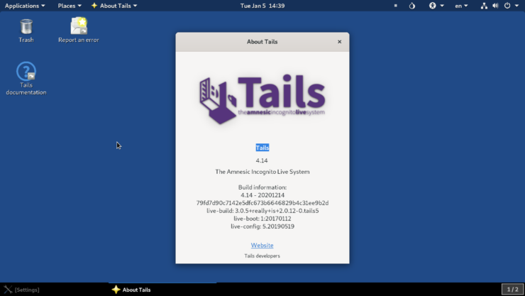 Tails (operating system) - Wikipedia