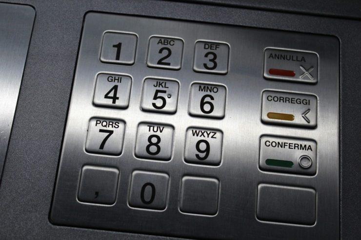 Atm Keypad Keyboard Numbers - Free photo on Pixabay