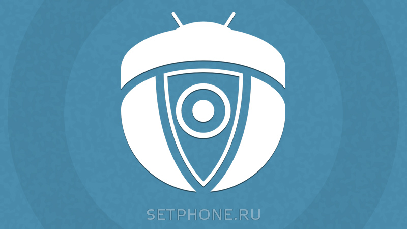Скрытая камера логотип