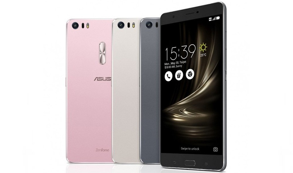 ASUS ZenFone 3 Deluxe: Первый смартфон с процессором Snapdragon 821