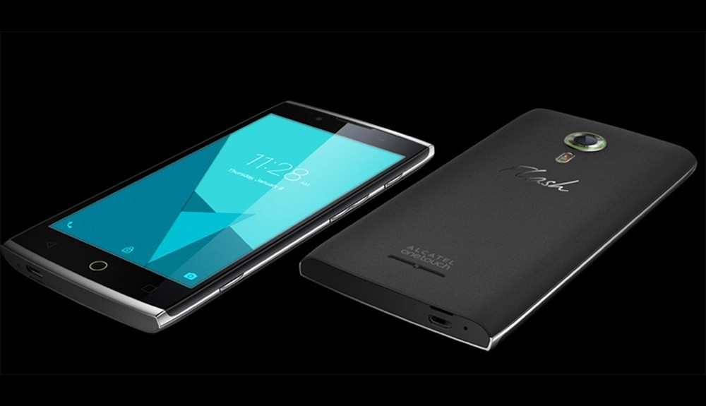 Alcatel готовит к выпуску смартфон Flash 3