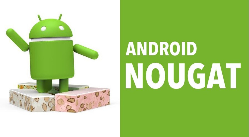 Nougat – официальное название Android N