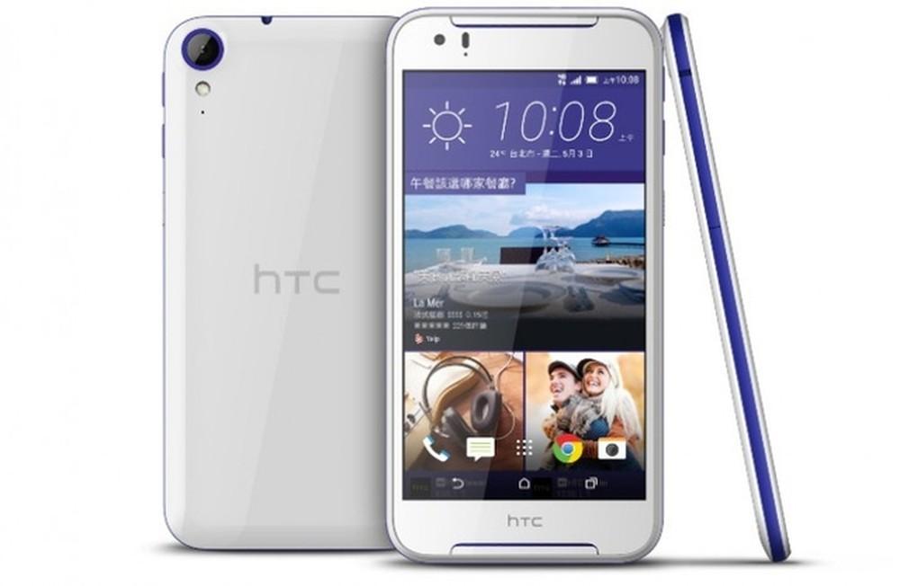 Анонсирован смартфон HTC Desire 830