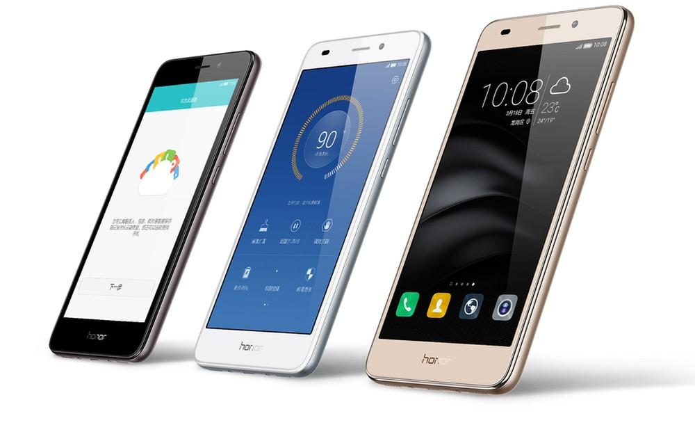 Анонсирован смартфон Huawei Honor 5C