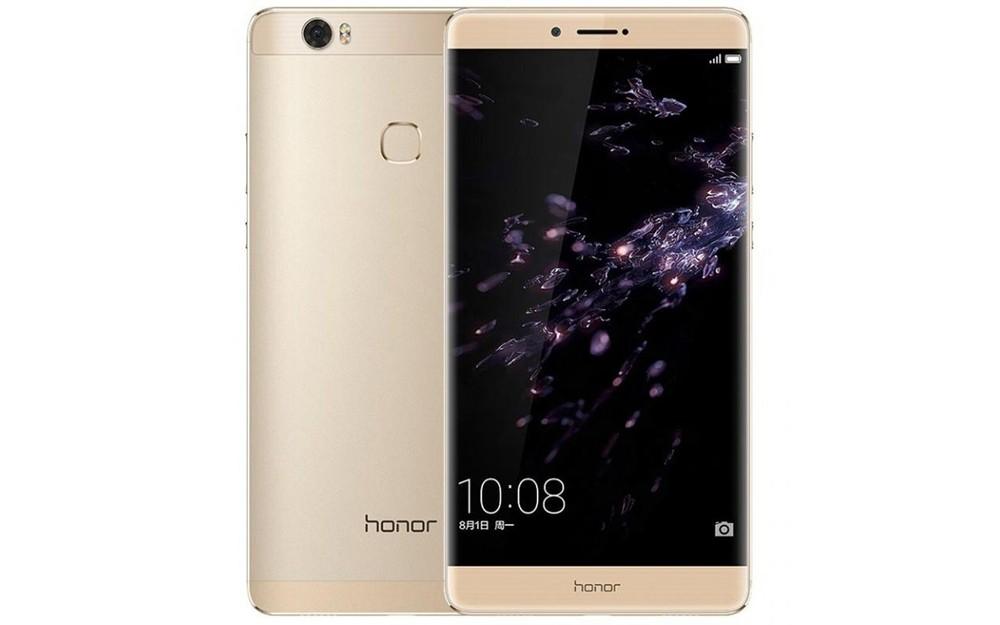 Huawei анонсировала 6,6-дюймовый фаблет Honor Note 8