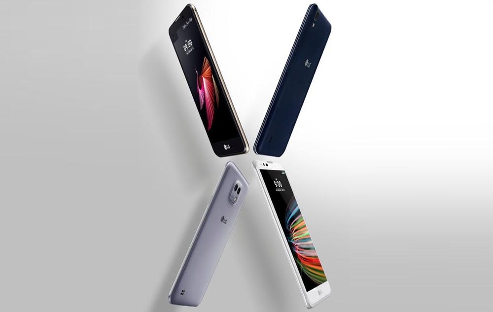 Анонсированы четыре новых смартфона линейки LG X