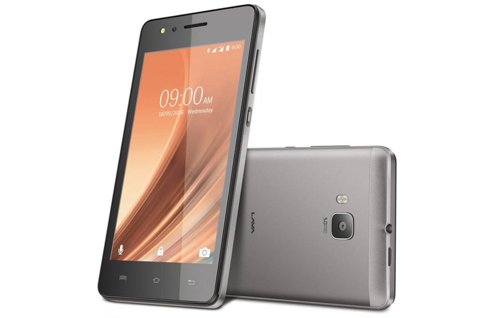 Lava A68: Бюджетный смартфон на Android 6.0