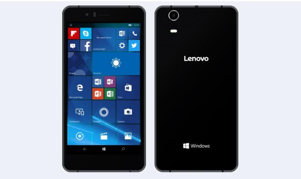 Lenovo представила бизнес-смартфон на Windows 10 Mobile
