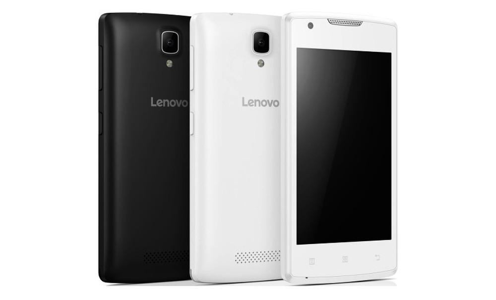 Vibe A: Новый бюджетный смартфон Lenovo