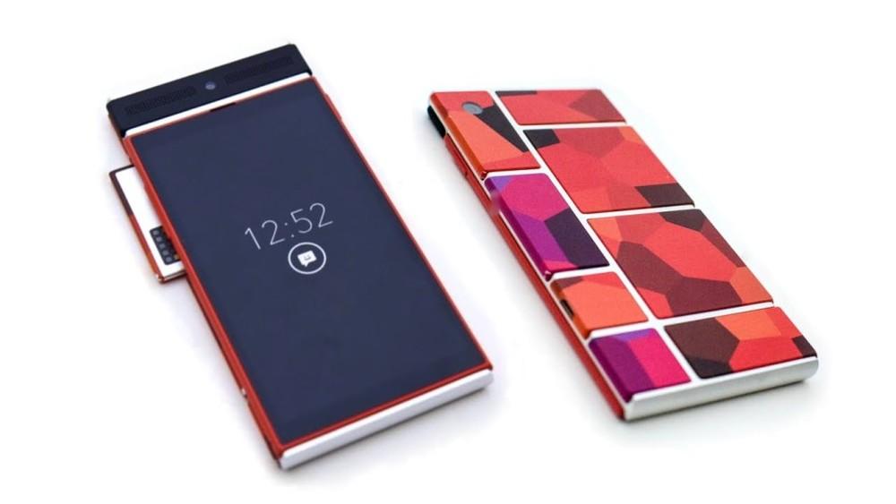 Модульный смартфон Project Ara может выйти в этом году