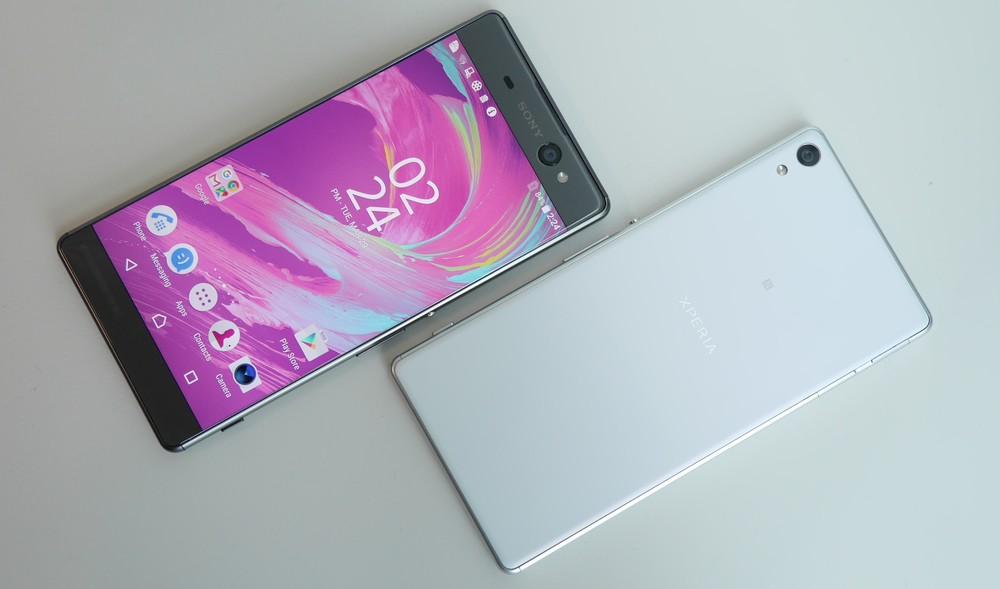 Sony анонсировала 6-дюймовый фаблет Xperia XA Ultra