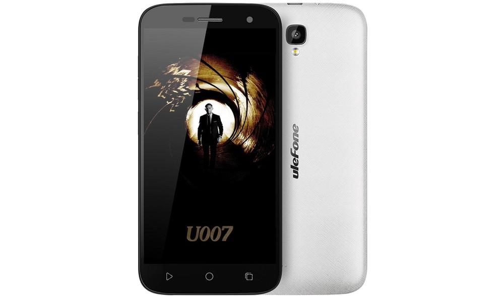Ulefone U007: Бюджетный смартфон на Android 6.0