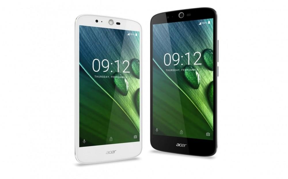 Acer Liquid Zest Plus: Смартфон среднего уровня с емкой батареей