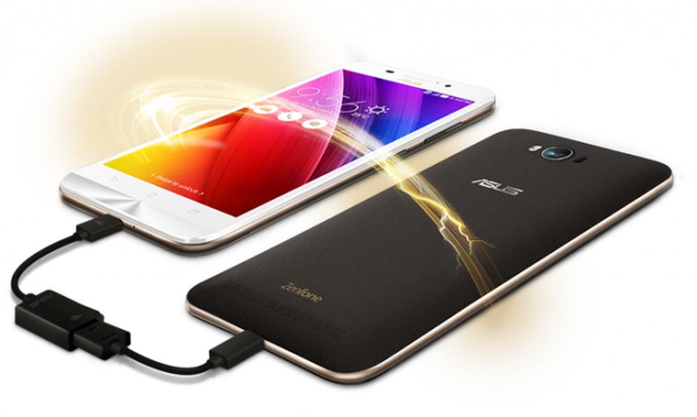 ASUS ZenFone Max получил аккумулятор на 5000 мАч