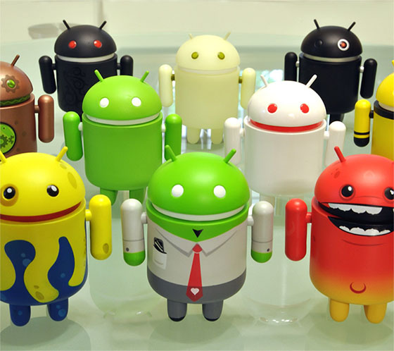 Что такое андроид смартфон?