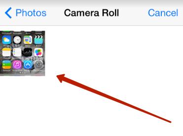 как с айфона изменить размер фото множестве отечественных лент