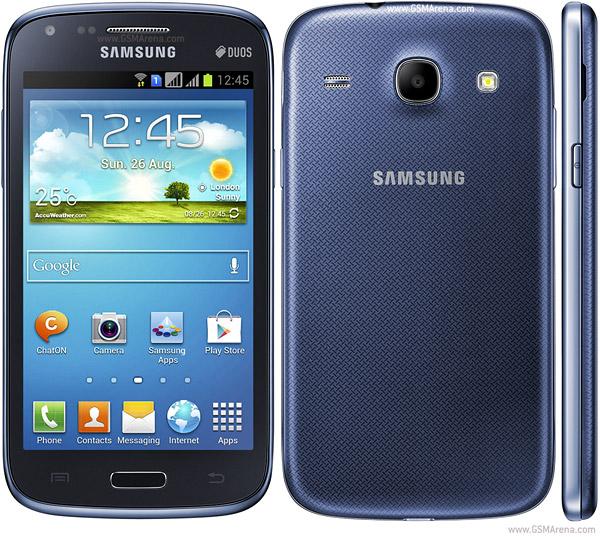 Обзор Samsung Galaxy Core I8260