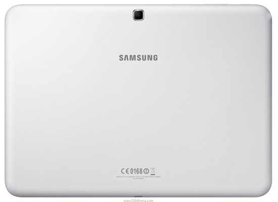 вид сзади Samsung Galaxy Tab 4 10.1