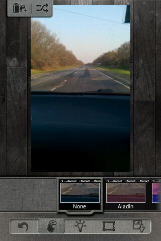 Pixlr-o-matic на примере HTC Explorer