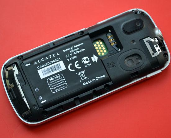 Обзор телефона Alcatel One Touch 506