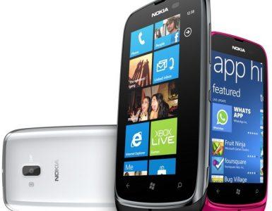 Смартфон Nokia Lumia 610