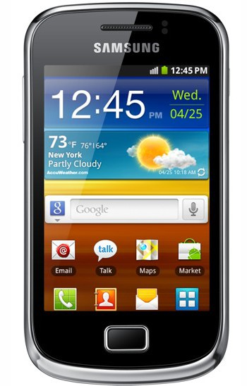 Смартфон Samsung Galaxy Mini 2