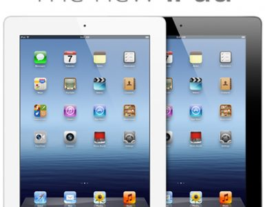 iPad 3, The The New iPad, HD