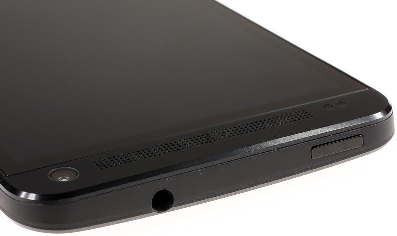 Верхний торец HTC One