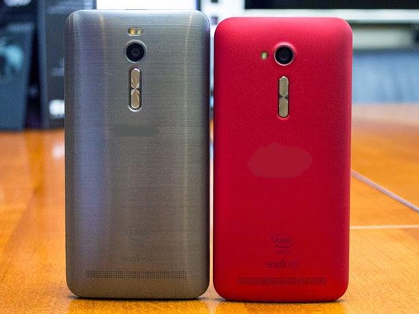 Смартфон Zenfone 2 и экран пять дюймов от Asus