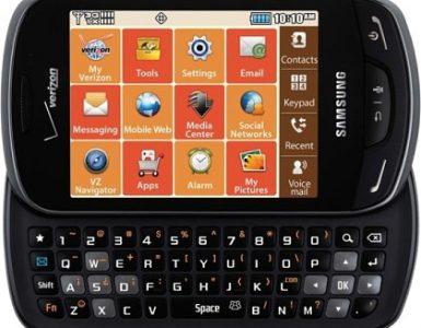 Сотовый телефон Samsung Brightside