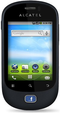 Смартфон Alcatel One Touch 908 SMART