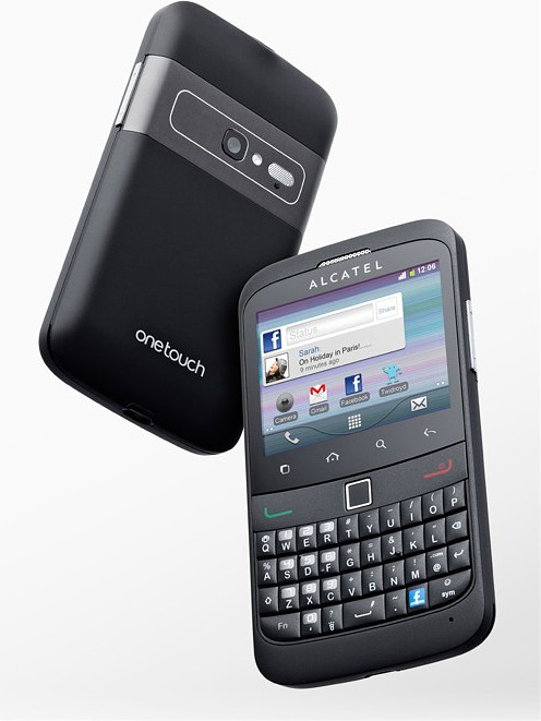 Смартфон Alcatel One Touch 916 SMART