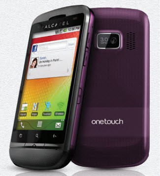 Смартфон Alcatel One Touch 918 MIX