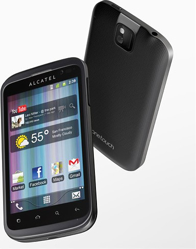Смартфон Alcatel One Touch 991 PLAY