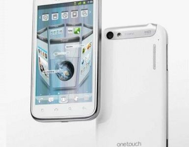 Смартфон Alcatel One Touch 995 ULTRA