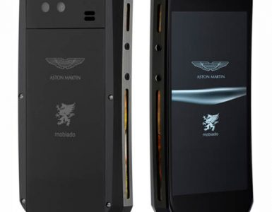 Смартфон Mobiado Grand Touch Aston Martin