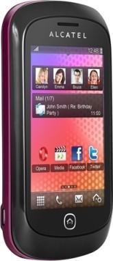 Сотовый телефон Alcatel OT-888D