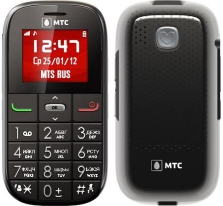 Сотовый телефон MTC 268