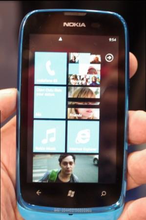 Смартфон Nokia Lumia