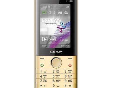 Телефон Explay Titan