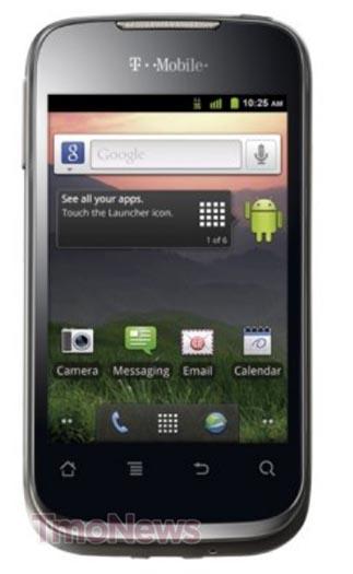 Смартфон Huawei Prism