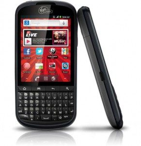 Смартфон Alcatel One Touch Venture