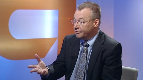 Глава компании Nokia Стивен Элоп