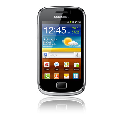 Смартфон Samsung Galaxy Mini 2 S6500