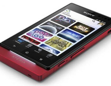 Смартфон Sony Xperia sola