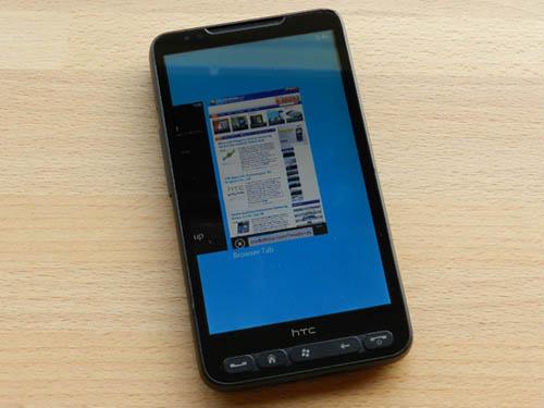 Смартфон HTC HD 2